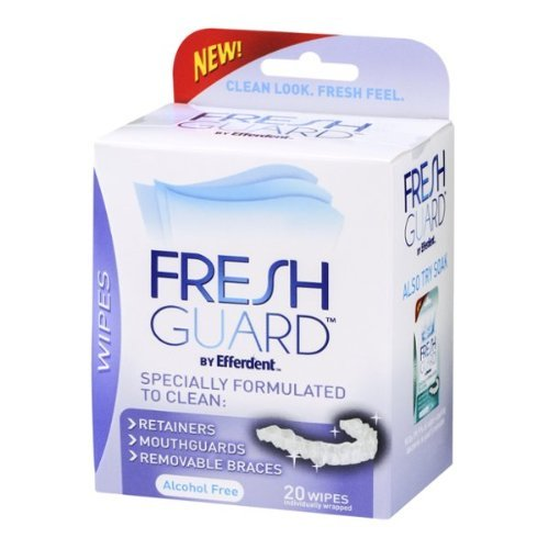 Fresh Guard 20 Wipes