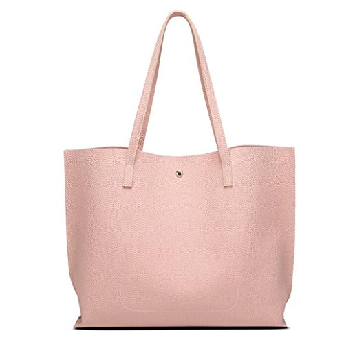 Cheap Purses (Women Large Shoulder Bag Handbag Cross-body Bags Cheap Colors for Girl by TOPUNDER YF)