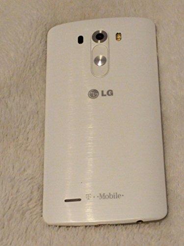 LG G3 D851 32GB T-Mobile - Silky White Unlocked
