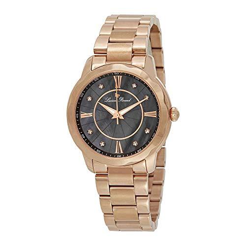 Lucien Piccard Women's LP-40000-RG-11MOP Balarina Analog Display Quartz Rose Gold Watch