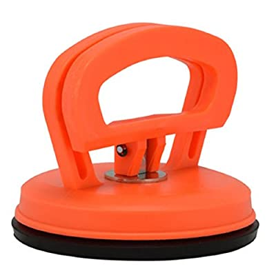 "Large Dent Remover 4-3/4"" Heavy Duty Car Rubber Pad Sucker Puller Suction Cup"