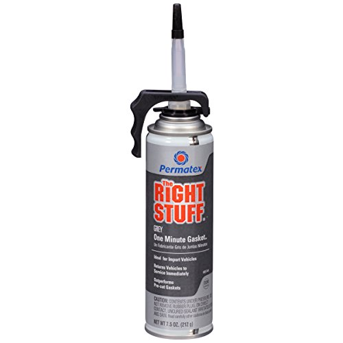 Permatex 85144 The Right Stuff Grey Gasket Maker, 7.5 (Right Stuff Gasket Maker)