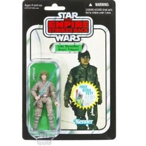 - Star Wars 3.75  inch Vintage Figure Bespin Luke