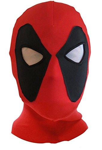 X Men Costume Belt (Mark Costume Kids Deadpool Costume (Kids Mask Hood, Mask Hood))