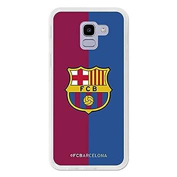 Carcasa Oficial Escudo FC Barcelona blaugrana para Samsung ...