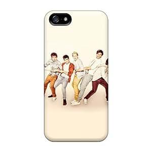 Iphone 5/5s Case Bumper Tpu Skin Cover For 1d Accessories