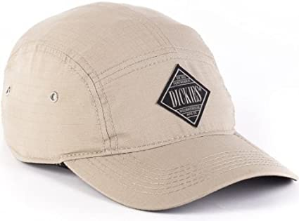 Olive New Men/'s Dickies Adjustable Clip Back Hat Patch Cap