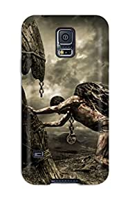 Series Skin Case Cover For Galaxy S5(surreal Art )
