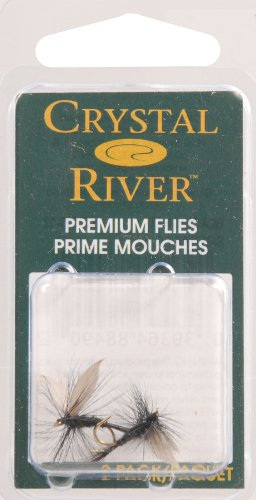 Glo Bug Bead (Crystal River #12 Black Gnat Trout)