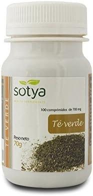 SOTYA - SOTYA Té Verde 100 comprimidos 700 mg