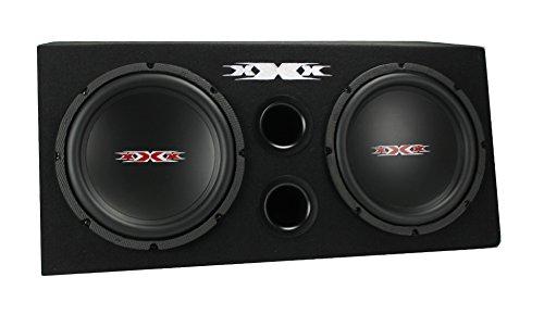 XXX XBX-1500B 15'' 1500W Car Subs+Amplifier+Amp Kit+Sub Box Audio Bass Enclosure