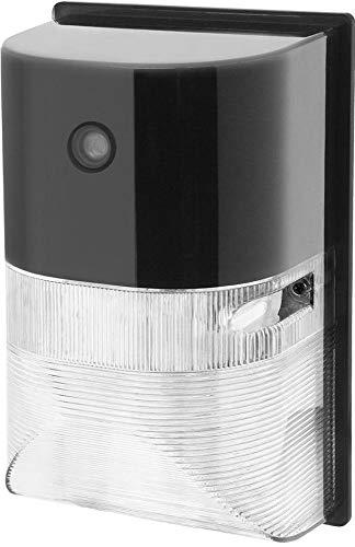 - Woods L177035W 35-Watt High Pressure Sodium Dusk to Dawn Wall Light, Bronze