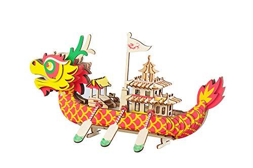 【超特価SALE開催!】 Oray168 DIY 3D 木製 ボート 教育パズル 玩具 車 ボート 子供と大人用 船 玩具 モデル ホームデコレーション 子供と大人用 B07H89512C, 測量機器 レーザーの Pro-shop MRK:8891652f --- a0267596.xsph.ru