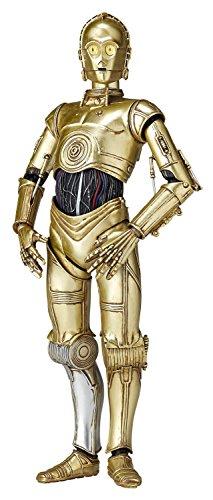 figure complex スター・ウォーズ リボルテック C-3PO シースリーピーオー 約155mm ABS&PVC製 塗装済み可動フィギュアの商品画像