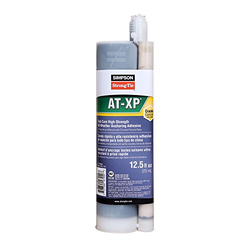 Simpson Strong-Tie AT-XP13 Fast-Curing Acrylic Anchoring Adhesive