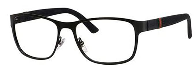 marchio popolare acquistare caratteristiche eccezionali Gucci per GG 2251 M7A () - 55 mm (SMTBK SHNBLK/): Amazon.it ...