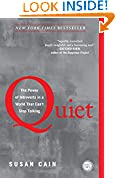 #6: Quiet: The Power of Introverts in a World That Can't Stop Talking