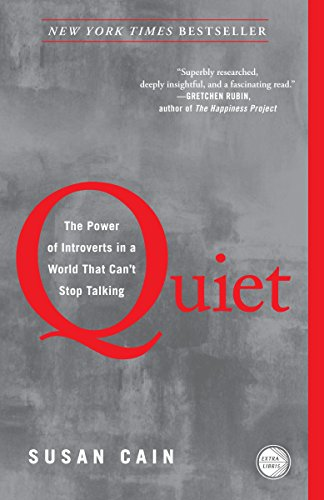 Quiet: The Power of Introverts in a World That Can't Stop Talking [Susan Cain] (Tapa Blanda)