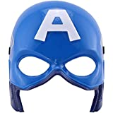 Kiditos Marvel's Avengers Captain America LED Mask, Blue