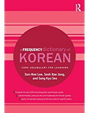 A Frequency Dictionary of Korean: Core Vocabulary for Learners