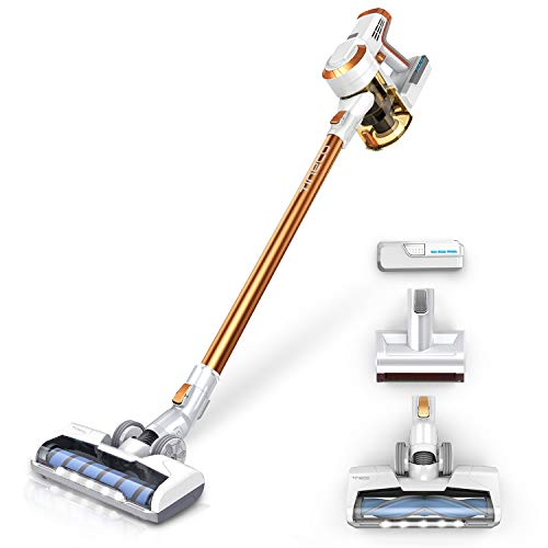 Tineco A10 Master Cordless Stick Vacuum Cleaner Lightweight 350W Digital Motor 2 Lithium Batteries and 2 LED Brushes, Handheld ()