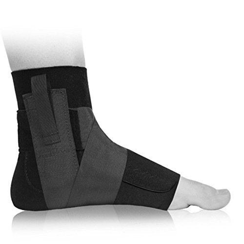 AFTR DC Wrap-around Ankle Brace to Reduce Swelling and Speed Recovery - by BioSkin (M - L)