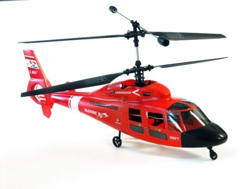 E-Sky CO-Douphin 4Ch RTF Micro RC Helicopter ---