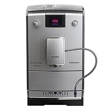 Nivona CafeRomatica 768 Máquina de café Espresso automática, 1455 W, 2.2 litros, Negro, Acero inoxidable: Amazon.es: Hogar