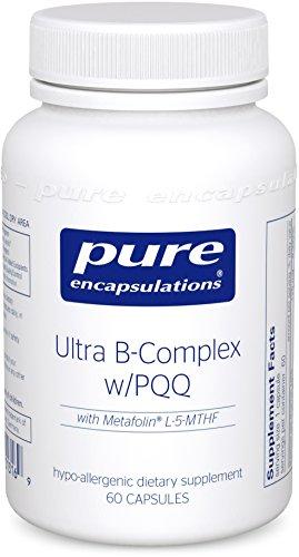Pure Encapsulations Hypoallergenic Supplement Mitochondrial