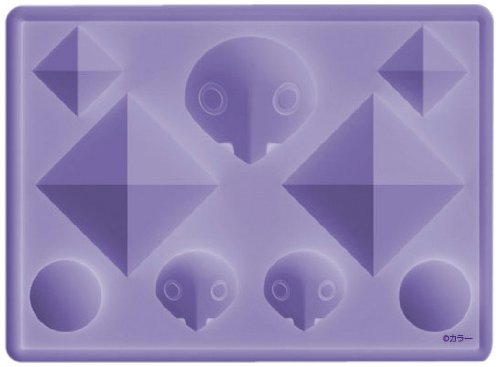 Kotobukiya Neon Genesis Evangelion: 5th and 6th Angel Silicone Tray