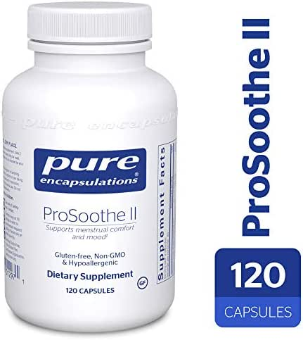 Pure Encapsulations ProSoothe II 120 capsules (New and Improved ProSoothe)