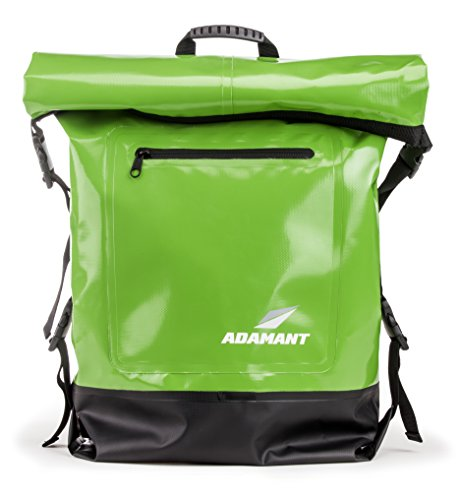 Adamant - X-Core Waterproof Dry Bag Backpack, Green by Adamant