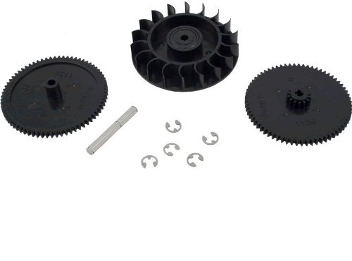 Turbine Polaris (Polaris Vac-Sweep 360 & 380 Drive Train Gear Kit PV91001132)