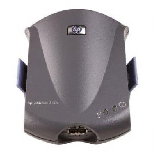 HP J6038A HP JetDirect 310X external print server - Fast Ethernet Internet by HP