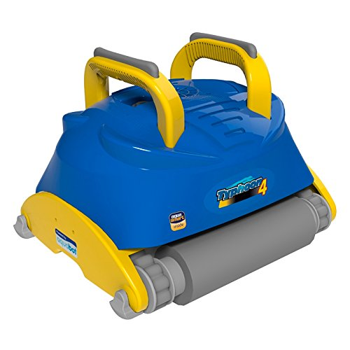 Typhoon 4 - Electric pool cleaner (bottom, walls and waterline)