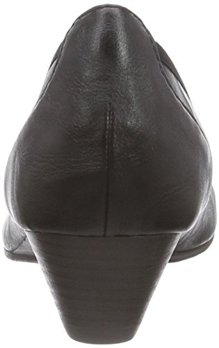 001 black Noir Escarpins 22304 Femme Tamaris BgYXX8