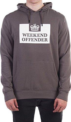 Weekend Offender - Sudadera con Capucha - para Hombre: Amazon.es: Ropa y accesorios