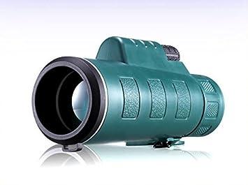 Zoom monocular teleskop intsun tragbare 10x40: amazon.de: elektronik