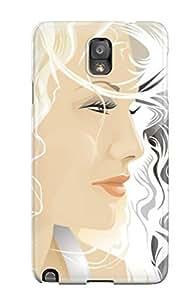 New Arrival URPZGqu3961tKywt Premium Galaxy Note 3 Case(blond Vector)