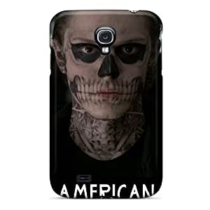 AaronBlanchette Samsung Galaxy S4 Bumper Mobile Cases Custom Beautiful American Horror Story Image [ZCy17429MbEx]