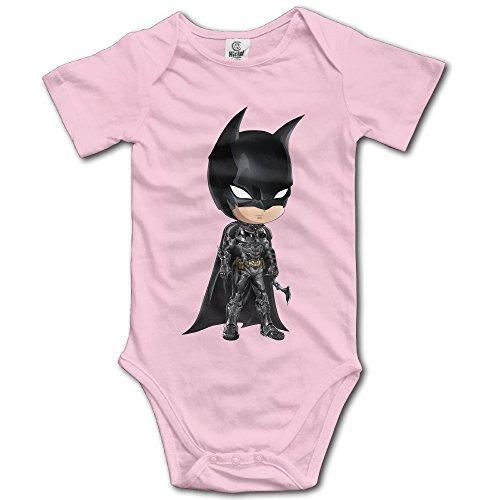 [OULIKE Chibi Batman Arkham Knight By Pellisari D7zomqz Baby Climbing Clothes Bodysuit] (Batman Arkham Suit)