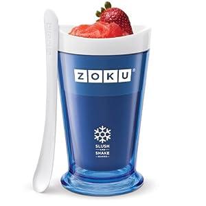 Zoku Slush and Shake Maker, Blue