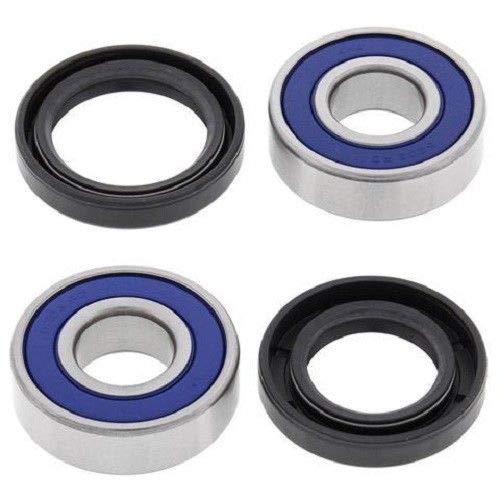 Amazon.com: Front Wheel Bearings and Seals Kit Kawasaki ...