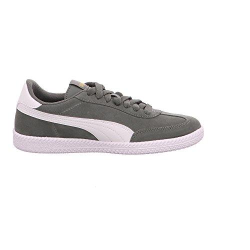 Puma Unisex-Erwachsene Astro Cup Sneaker CASTOR GRAY-PUMA WHI