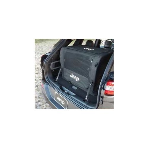 - 2014 Jeep Cherokee Collapsible Jeep Pet Kennel by Mopar