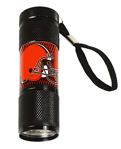 NFL Cleveland Browns LED Flashlight (Lighting Browns Cleveland)