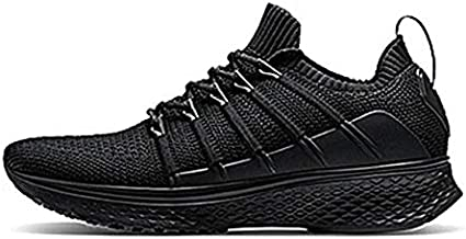 Xiaomi Mijia Sneakers 2 Men Techinique New Fishbone Lock System Sport Zapatillas de Running – 39 Negro: Amazon.es: Deportes y aire libre