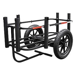 Rambo aluminum fishing cart