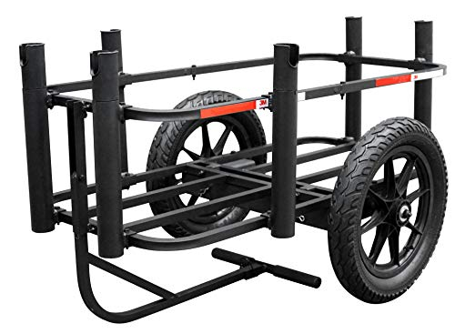 - Rambo R185 Aluminum Gear/Fishing Cart