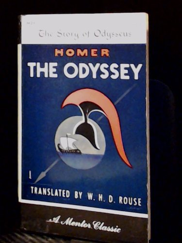 The Odyssey, Homer; W. H. D. Rouse